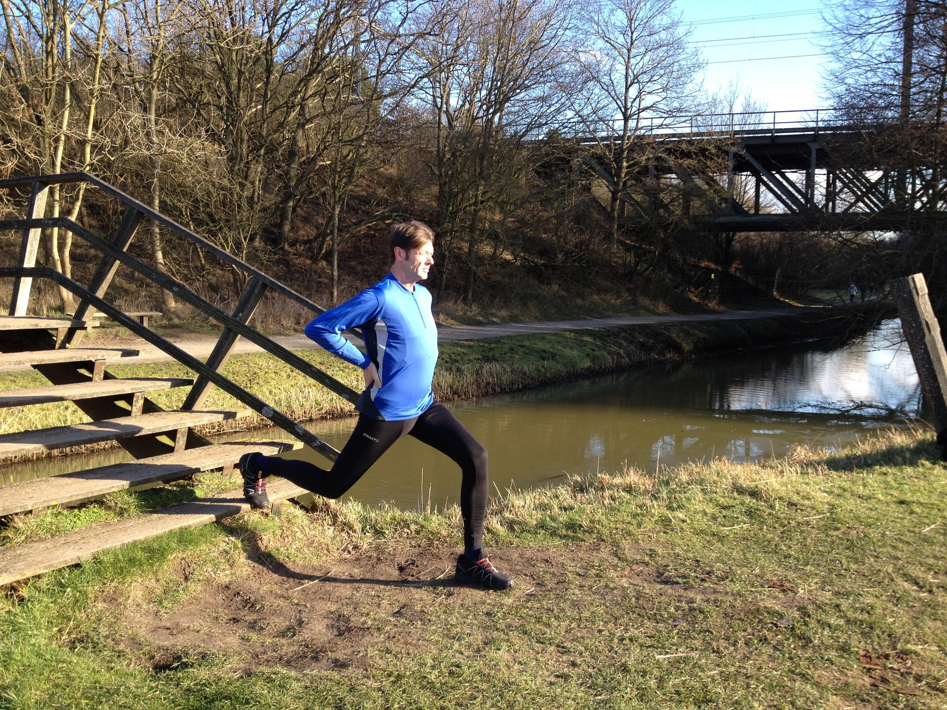 petra personal trainer buiten sporten Haarlem Bloemendaal