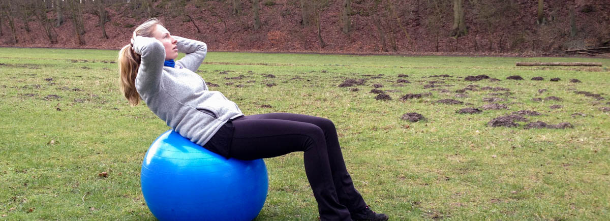 personal trainer buiten sporten Bloemendaal Haarlem