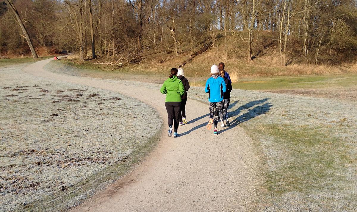 petra personal training buiten sporten Haarlem/Bloemendaal